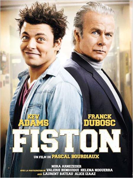 """Affiche du film """"FISTON"""""""