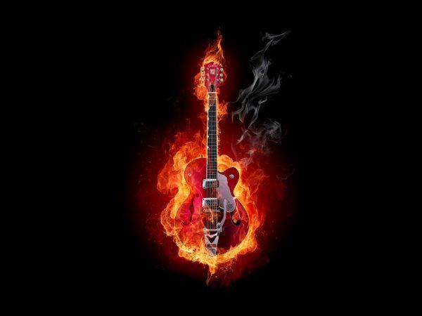 Guitare logo
