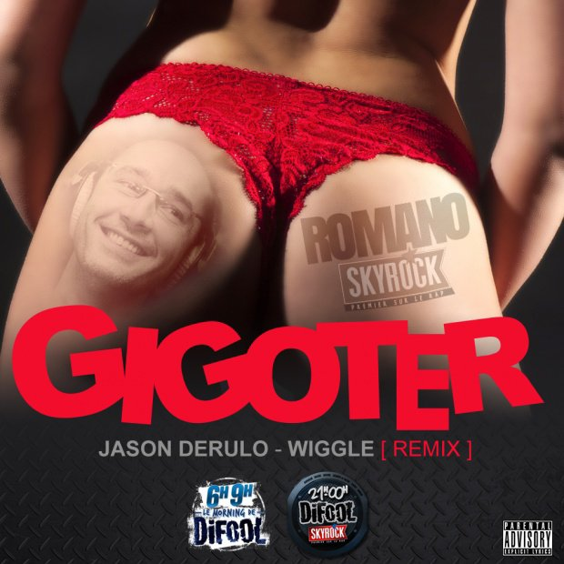 Romano - Gigoter (Jason Derulo - wiggle remix)