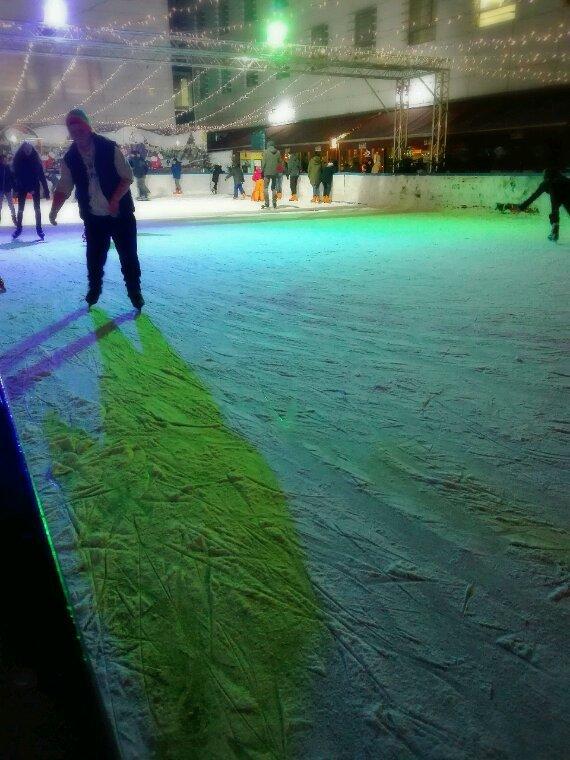 Eislaufen nihaha