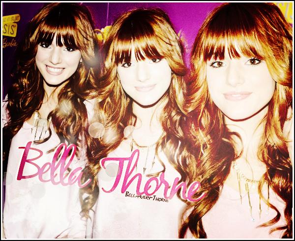 .          ♦ BellaAvery-Thorne.sky', ta source d'actu consacrée à la jolie Miss Bella Thorne !    .