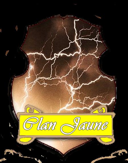 Clan jaune /  黄色のクラン