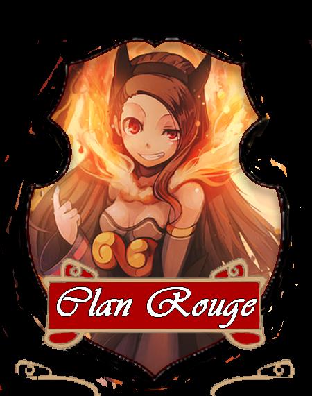 Clan rouge / レッドクラン