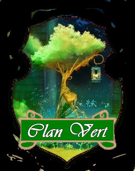 Clan vert / グリーンクラン