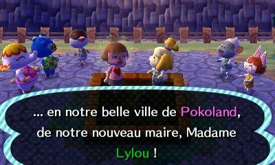 ma deuxième ville Pokoland avec Lylou