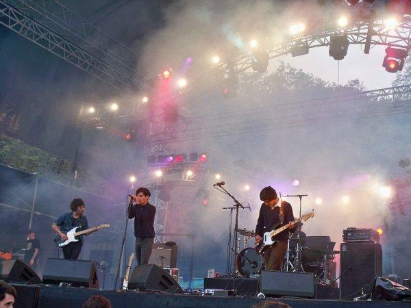 Festival de Rock en Seine 2011