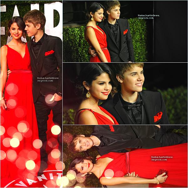 27.02.11 - Cérémonie des Oscars Vanity Fair.