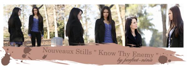 """Nouveaux stills de l'épisode 2X17 """" Know Thy Enemy """""""