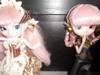 Anniversaire de Nini et Coco <3