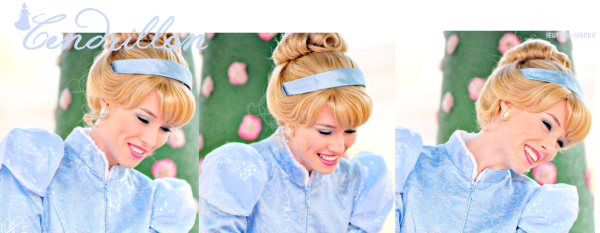 Cendrillon - Disney Land Paris