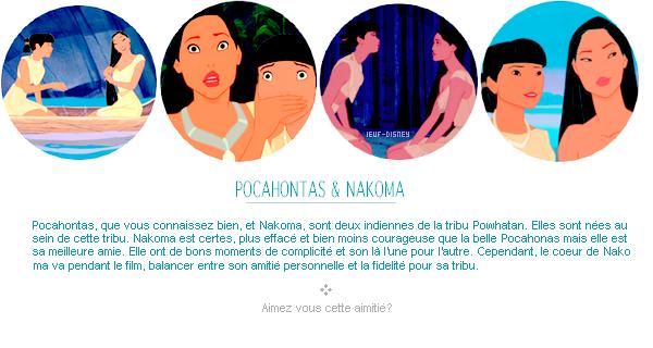 POCAHONTAS & NAKOMA