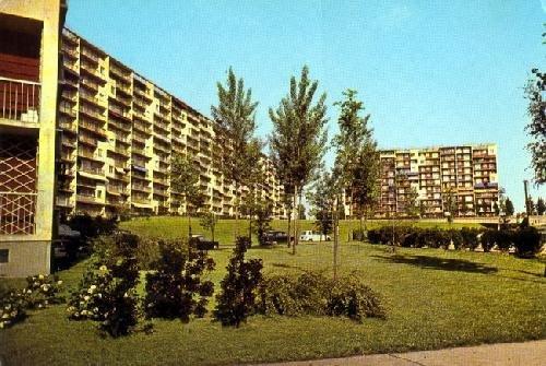 la résidence du Clos La Garenne à Fresnes