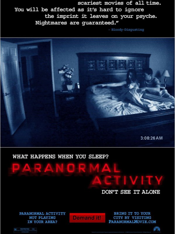 Film - Paranormal Activity 1