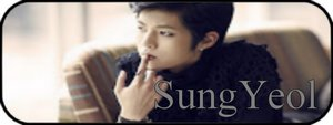 SungYeol (Chanteur)