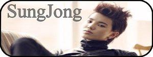 SungJong (Chanteur)