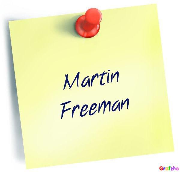 "Martin Freeman alias '' Dr John Watson """