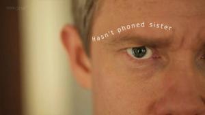 Sherlock BBC : La crème anglaise des séries ! ( Partie 3 )