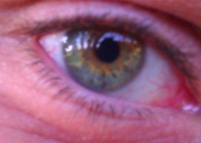 Parce que les yeux sont le reflet de l'âme