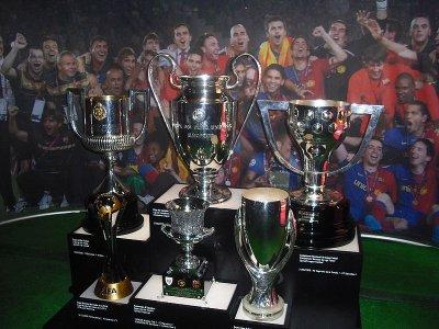 Palmarès du FC Barcelone