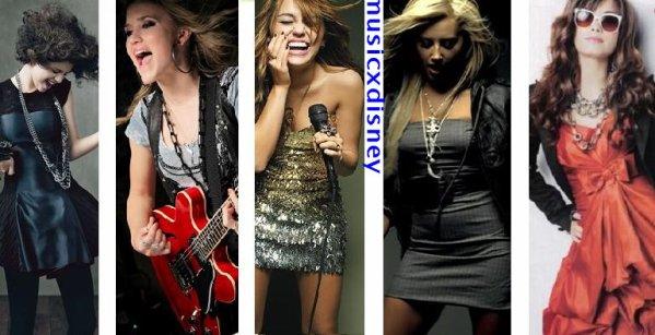 MusicxDisney