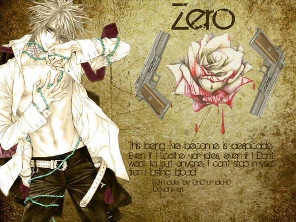 "ZerOo Kiryu membre de la "" Day Class "" Vampire"