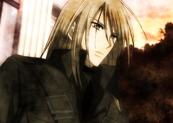 Kaien Cross père adoptif de Yuuki et ZerOo , Chasseur de Vampire !