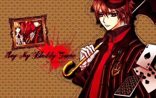 """Senri Shiki membre de la """" Night Class """"  Vampire"""