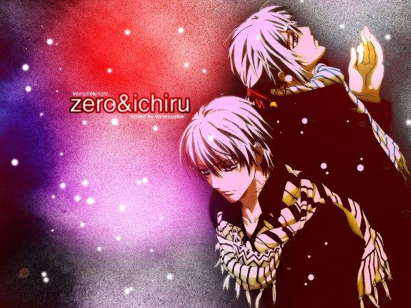 Ichiru Kiryu frère jumeau de Zero !