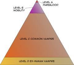 Les Classe de Vampire !