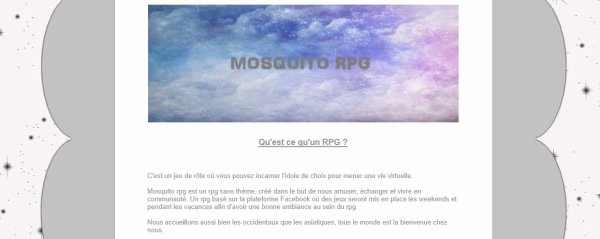 Mosquito RPG
