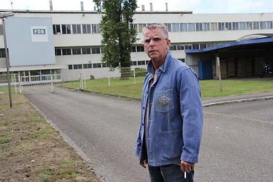 Pierre Le Ménahès, le leader CGT de la fonderie de Bretagne, part à la retraite