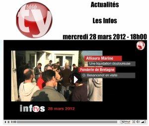 TY TELE INFOS mercredi 28 mars 2012 - 18h00