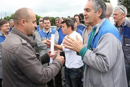 Profond désaccord entre deux syndicats à la Fonderie de Bretagne