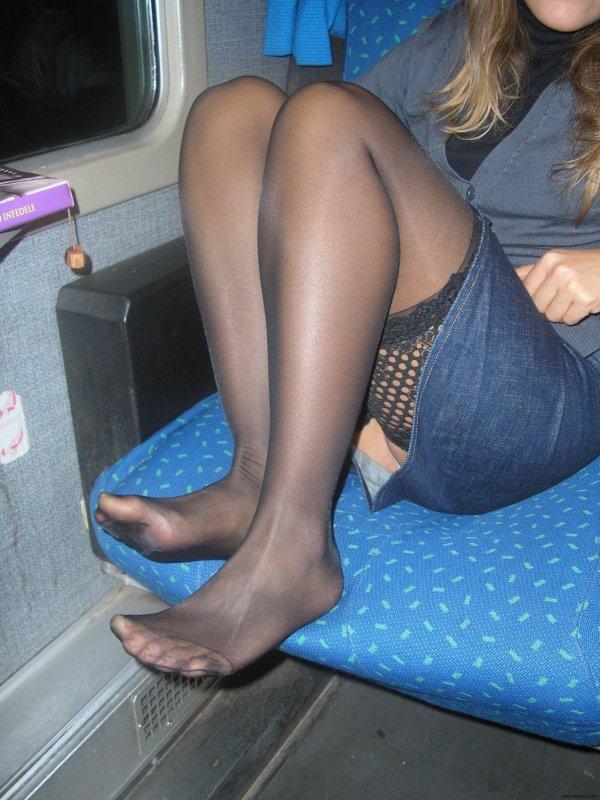 Dans le train...^^