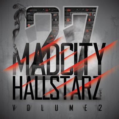 MADCITY HALLSTARZ - DISPONIBLE DÈS LE 10 - 10 - 10 DANS LES BACS ET DANS LES BLOCS... NORMAL..  MADCITY.fr