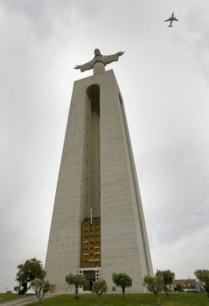 Statue Of The Christ ( Portugal )