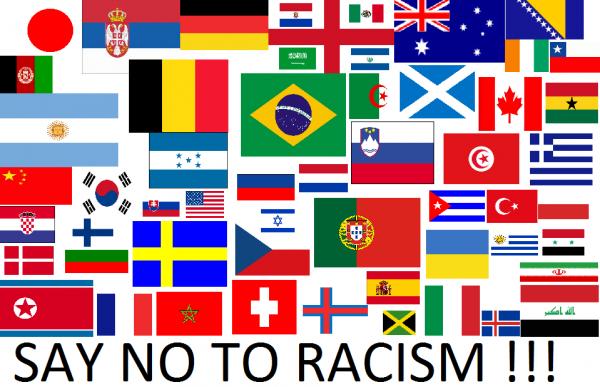 Dites non au racism