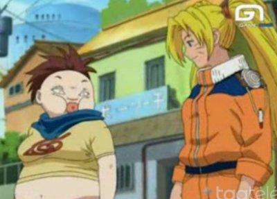 Naruto et d'autres personnages
