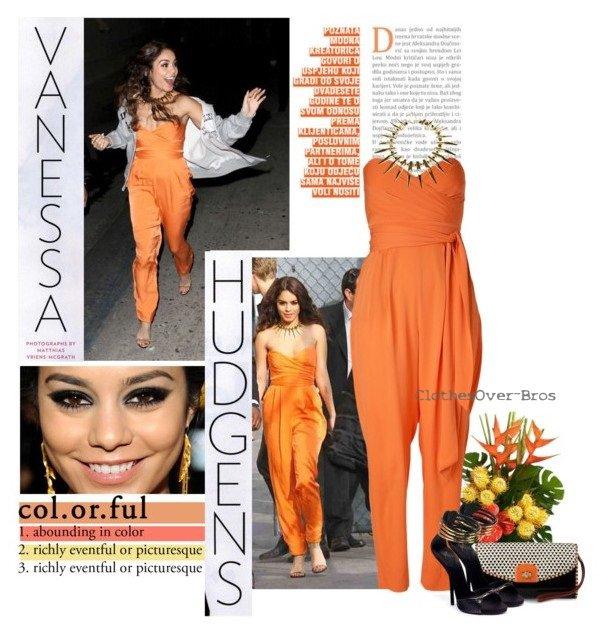 . 29 Mars 2013 l Vanessa Hudgens look. .