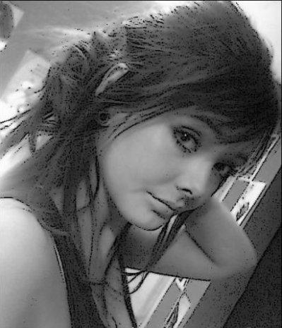 Rêve , Si sa peut te consoler , Pleure , Si sa peut te soulager , Mais relève toi , Reste fière et souris , Car la vie n'est pas finie ;) ...