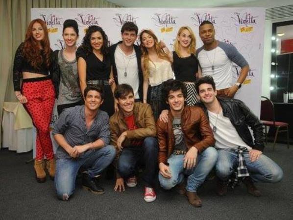 Présentation Blog Violetta