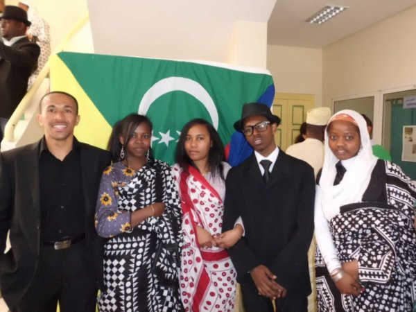 Ibou Bolibguo, Habibat, Maya, Zaelbusta & Naida