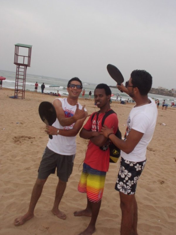 Youssef, Zaelbusta & Mehdi