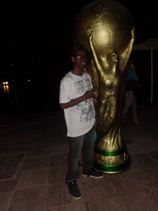 Zael Coupe Du monde 2010