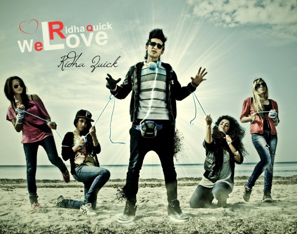 We Love Ridha-Quick / Ridha-Quick _ Girl Like Her (2012)