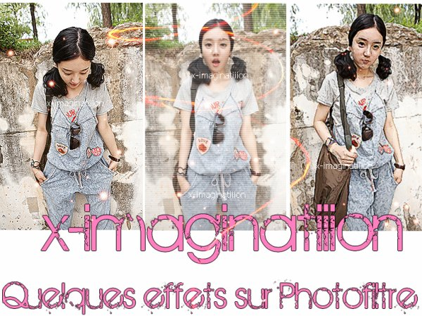 . →Effets-  PhotoFiltre -  ♥ .. . .. . .. . .. .. .. . .. .. . .. .. . .. ..  .. . .. .