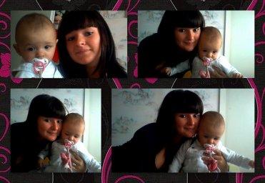 Melody ma petite cousine, & moi.