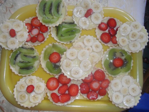 des beaunnnnnnnnnnnnnnnne petites tartes