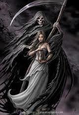 quand la mort commence a vouloir prendre le desus :(