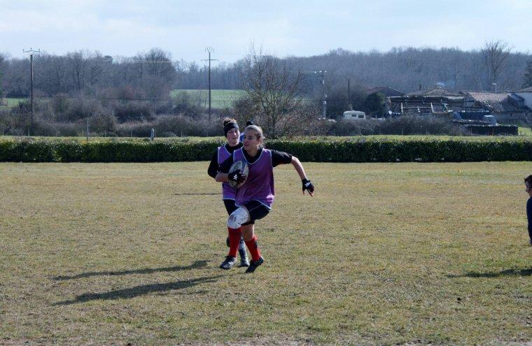 Entraînement de rugby 17.02.2015.♥.